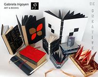 Be creative - Handmade Books