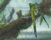 Paleo-Art: Pterosaurs Collection