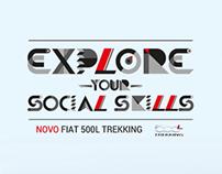 EXPLORE YOUR SOCIAL SKILLS