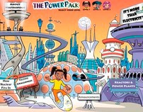 """Geo Parkin and """"The Power Pack"""""""