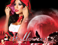 Halloween Costume Social 2011 Flyer Design