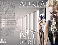 [2015] Aurea - Capa de CD: Séries 'My Best'