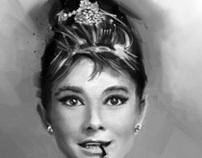 A. Hepburn Illustration