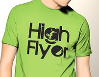 High Flyer Logo Design