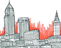 Cleveland Sketch