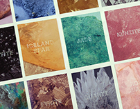 Crystal Univers Typeface