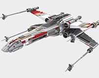 LEGO UCS X-Wing