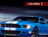 Shelby's Facebook Tab
