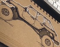 Some vehicle sketches