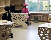 «Эко-офис» для Ассоциации Междисциплинарной Медицины