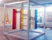 Резиденции художников для биеннале «Артмосфера»