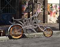 Kinto Lowbike