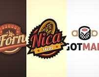 Logo Design 2007-2013
