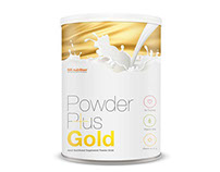 Powder Plus Gold