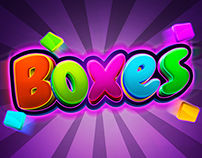 Boxes . Mobile Game