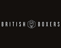 British Boxers branding & website