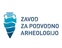 Logo for underwater archaeology association