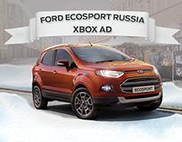 FORD ECOSPORT RUSSIA XBOX AD