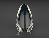 Mercedes One - A Monopod Concept