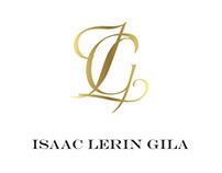 Isaac Lerin Gila - Logo and Cards