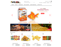 http://snacks.microdreamit.net , eCommerce site mock up