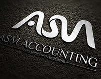 Accounting Business Logo Design
