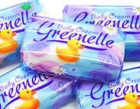 "Soap ""Grenelle Baby Cream"""