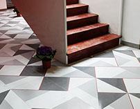 Zhong Xing Lu - Floor Pattern