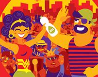 Carnaval Odebrecht Agro