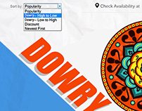Social Cause Campaign (Dowry)