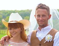 Mr. & Mrs. Graham: Wedding Photography