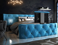 Diamond 2015 TV Bed