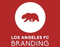 Los Angeles FC Branding