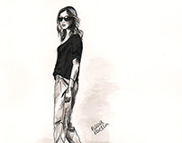 Randa walks
