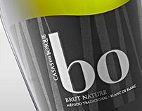 BO Espumante / Branding - Etiqueta