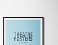 Theatre posters - alternative versions