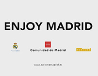Turismo Madrid & Real Madrid by Gregorio A. Sebastián