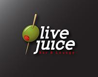 Olive Juice Identity