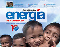 Tear Sheet - Energia Magazine - January 2015