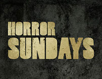 FOX - HORROR SUNDAYS