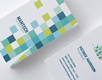 ManTech Branding