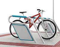 Cycle Racks - Urban Furniture