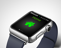 iBeacon App for Apple Watch