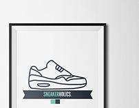 Sneakerholics logo