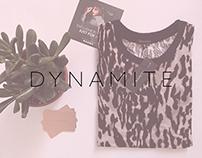 Dynamite, boutique de vêtements pour femmes