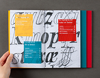 Manuel typographique