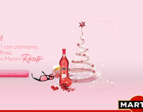 Auguri in Rosa con Martini