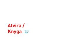 Open Book/ Atvira Knyga