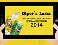 Olper's Lassi Eid Facebook cover