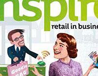 Inspire, business magazine KPN